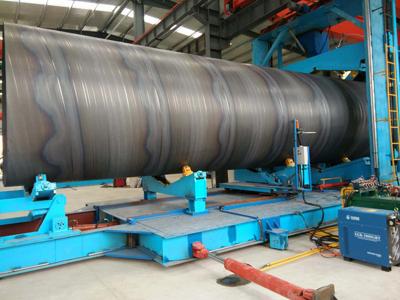 山西螺旋钢管设备厂家