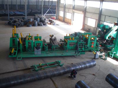 沧州螺旋钢管设备厂家